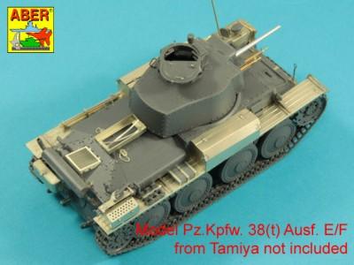 1:35 - Pz. Kpfw 38(t) from Tamiya - 2