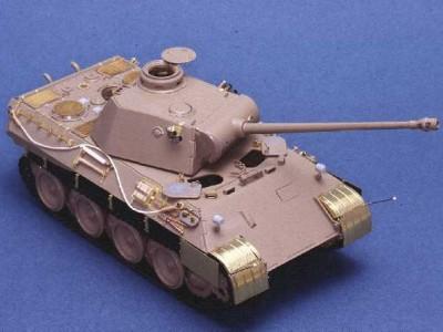 1:35 - Panther D - Italeri model - 2