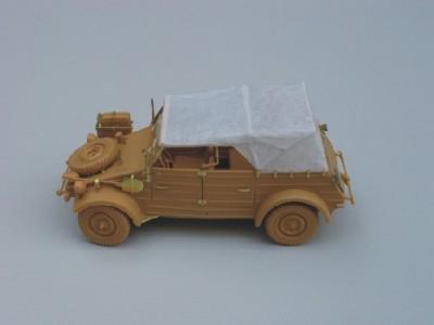 1:35 - Kubelwagen from Tamiya - 11
