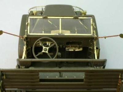 1:35 - US truck GMC 353 -from Tamiya model - 28