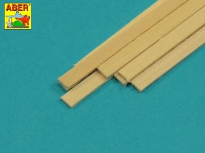Limewood slats 1,5 x 6 x 245mm x 7 pcs. - 1