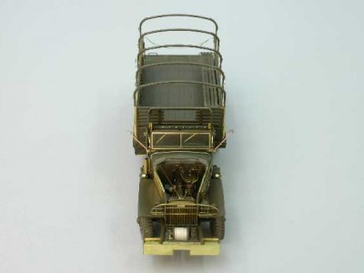 1:35 - US truck GMC 353 -from Tamiya model - 4