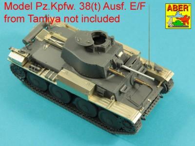 1:35 - Pz. Kpfw 38(t) from Tamiya - 22