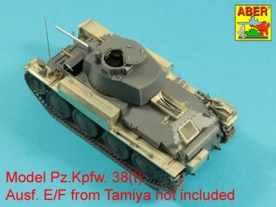 1:35 - Pz. Kpfw 38(t) from Tamiya - 3