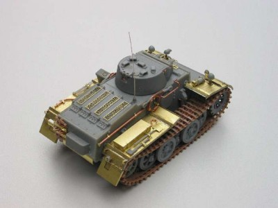 1:35 - Panzer I Ausf F from Alan - 3