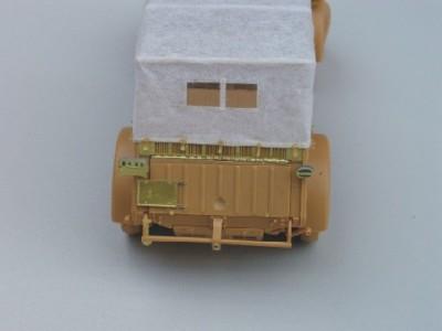 1:35 - Kubelwagen from Tamiya - 4