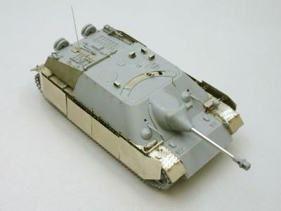 1:35 - Jagdpanzer IV from Dragon - 10