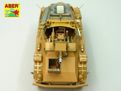 1:35 - Sd.Kfz.234/3 Heavy Armoured Car from Italeri - 8