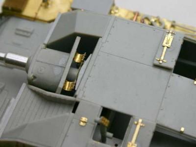 1:35 - Sturmgeschutz III, Ausf.A from Dragon - 11