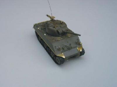 1:35 - Sherman M4 A1 from Tamiya - 4