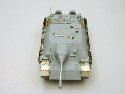 1:35 - Jagdpanzer IV from Dragon - 9