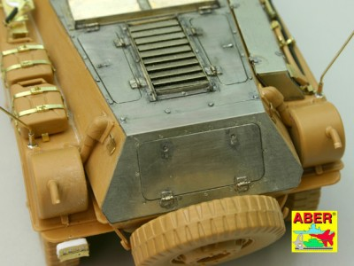 1:35 - Sd.Kfz.234/3 Heavy Armoured Car from Italeri - 11