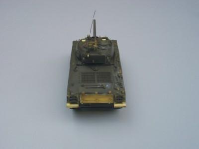 1:35 - Sherman M4 A1 from Tamiya - 7