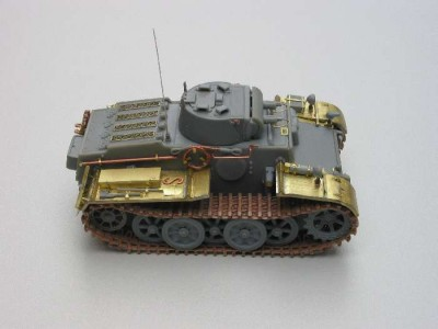 1:35 - Panzer I Ausf F from Alan - 14