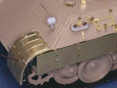 1:35 - Panther D - Italeri model - 10