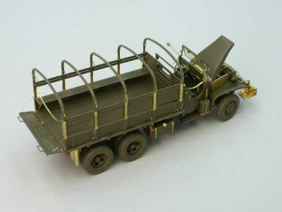 1:35 - US truck GMC 353 -from Tamiya model - 18