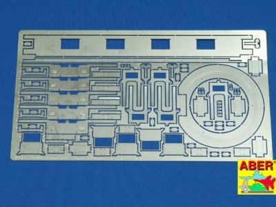 Commander`s coupola interior for Tiger I, Ausf.E - Early version - 1