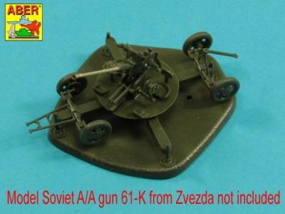 Barrel for Soviet 37mm 61-K Anti Aircraft Gun - 3