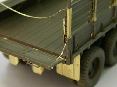 1:35 - US truck GMC 353 -from Tamiya model - 26