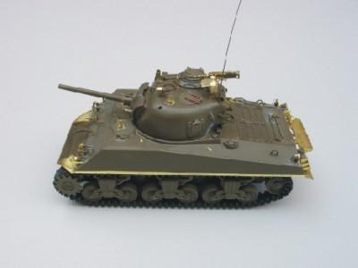 1:35 - Sherman M4 A1 from Tamiya - 2