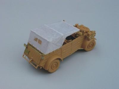1:35 - Kubelwagen from Tamiya - 7