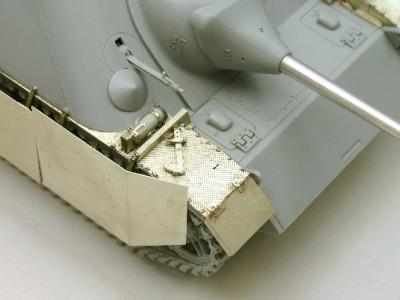 1:35 - Jagdpanzer IV from Dragon - 13