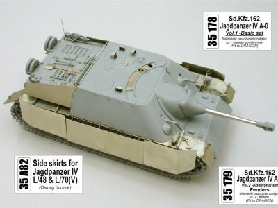 1:35 - Jagdpanzer IV from Dragon