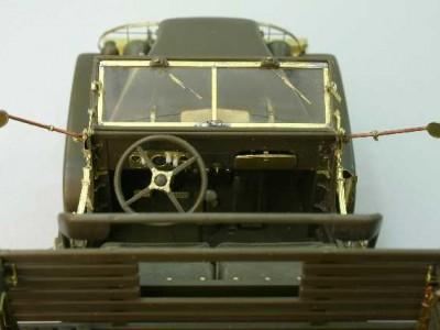 1:35 - US truck GMC 353 -from Tamiya model - 29