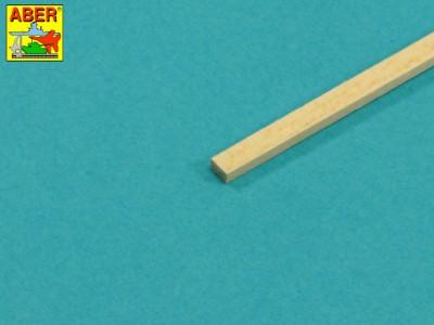 Limewood slats 2 x 3 x 245mm x 14 pcs. - 3