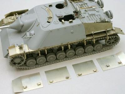 1:35 - Jagdpanzer IV from Dragon - 12