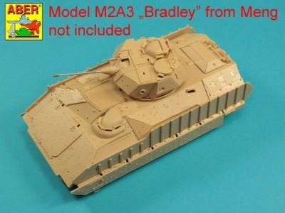 25mm M242 Bushmaste rribbed chain gun barrel  7,62mm M240 machine gun barrel used on late M2A3 Bradley or LAV-25 - 5