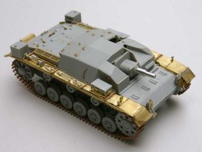 1:35 - Sturmgeschutz III, Ausf.A from Dragon - 9