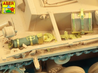 1:35 - Pz.Kpfw.IV, Ausf. H -model from RFM - 18