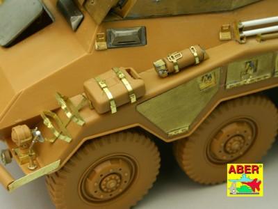 1:35 - Sd.Kfz.234/3 Heavy Armoured Car from Italeri - 5