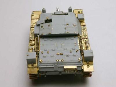 1:35 - Sturmgeschutz III, Ausf.A from Dragon - 3