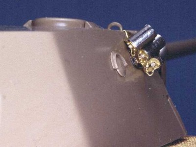 1:35 - Panther D - Italeri model - 15