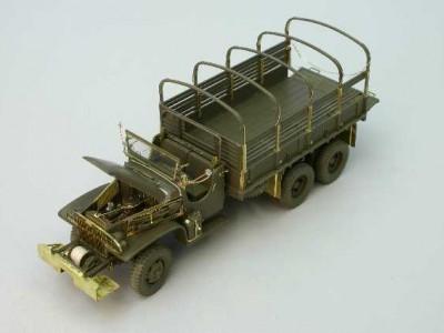 1:35 - US truck GMC 353 -from Tamiya model - 6