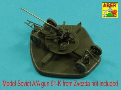 Barrel for Soviet 37mm 61-K Anti Aircraft Gun - 6