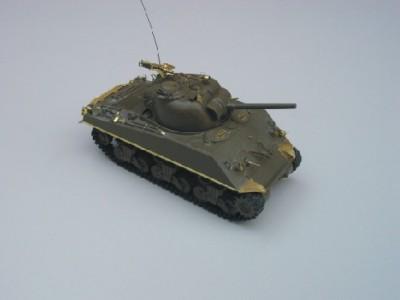 1:35 - Sherman M4 A1 from Tamiya - 5
