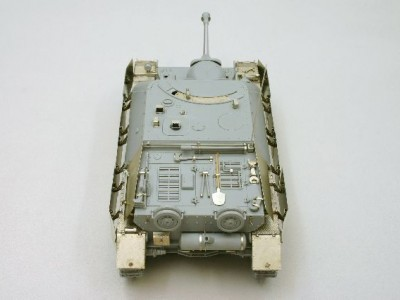 1:35 - Jagdpanzer IV from Dragon - 4