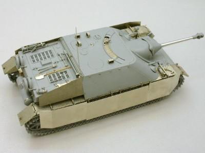 1:35 - Jagdpanzer IV from Dragon - 2