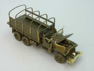 1:35 - US truck GMC 353 -from Tamiya model - 2