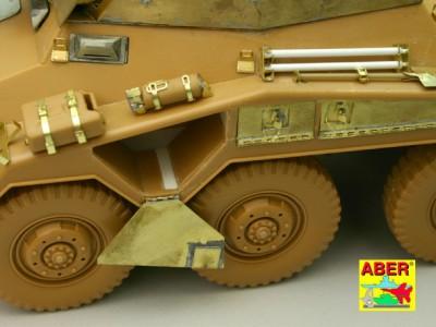 1:35 - Sd.Kfz.234/3 Heavy Armoured Car from Italeri - 27