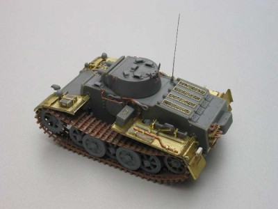 1:35 - Panzer I Ausf F from Alan - 8