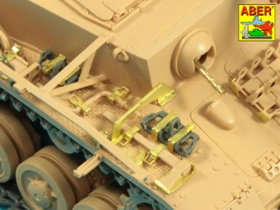 1:35 - Pz.Kpfw.IV, Ausf. H -model from RFM - 10