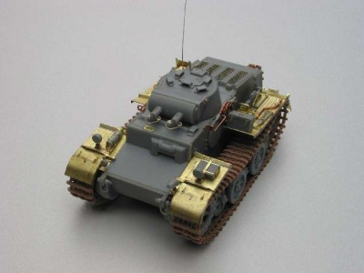 1:35 - Panzer I Ausf F from Alan - 11
