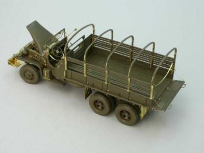 1:35 - US truck GMC 353 -from Tamiya model - 13
