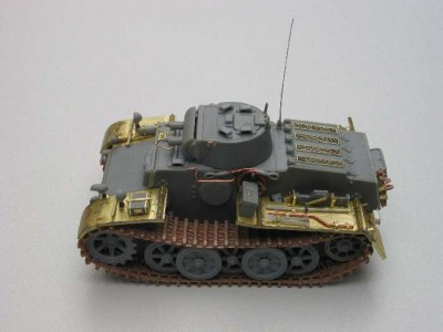 1:35 - Panzer I Ausf F from Alan - 9