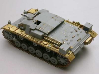 1:35 - Sturmgeschutz III, Ausf.A from Dragon - 4