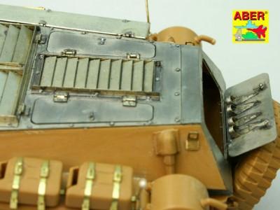 1:35 - Sd.Kfz.234/3 Heavy Armoured Car from Italeri - 36